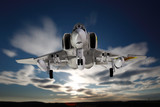 Militärjet F-4 II Phantom