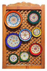 Andalusian plates