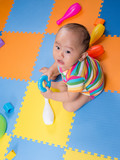 colorfull baby mat 2