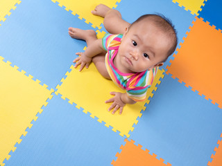 colorfull baby mat 4
