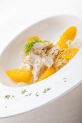 Creative Italian Cuisine: Seafood Salad