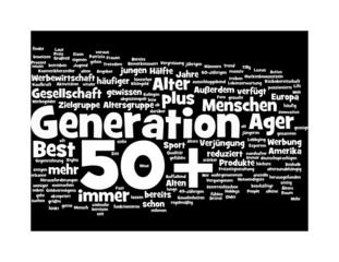 Generation 50+ plus