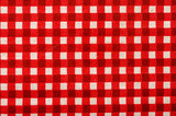 Vintage Red Table Cloth Texture