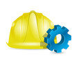building industrial concept