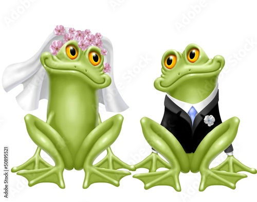 ranocchie sposi