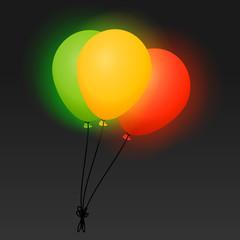 luftballon X