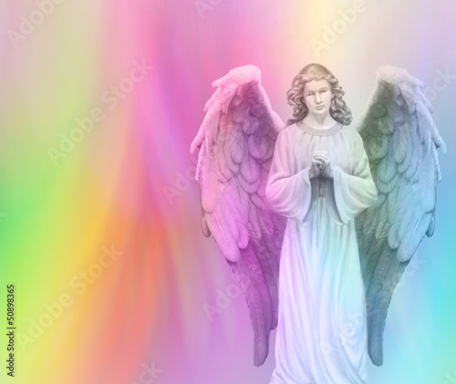 Rainbow Angel 88
