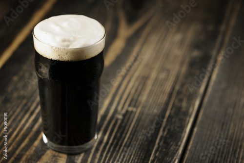 Irish Stout beer - 50901191