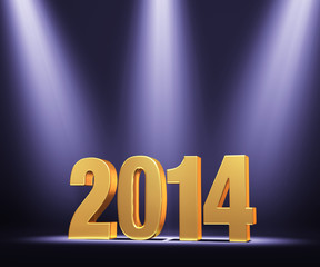 Presenting The New Year, 2014