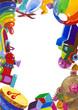toys frame