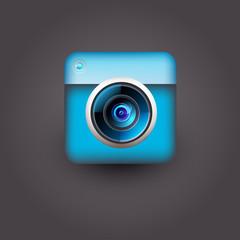 Сamera lens icon