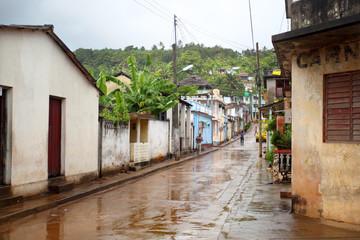 domy na Kubie