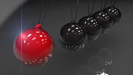 Newtons Ball