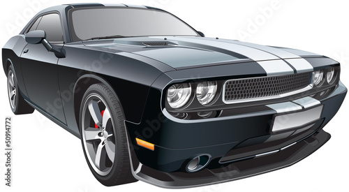 American pony car