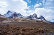 Landscape, kora around of the mount Kailas