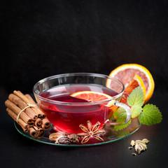 Orientalischer Tee