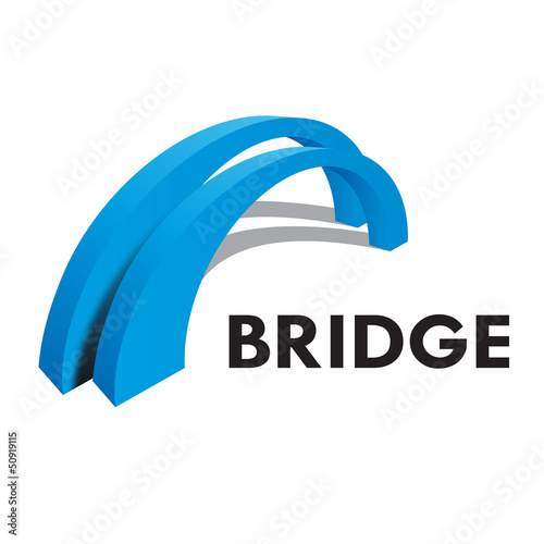 Vector 	Logo Bridge