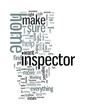 Working with an Inspector