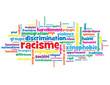 """Nuage de Tags """"RACISME"""" (discrimination xénophobie ségrégation)"""