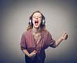 aspiring singer