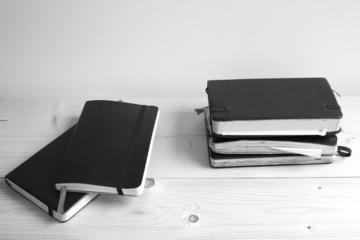 Black agenda in black and white