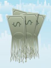 Money Shredding