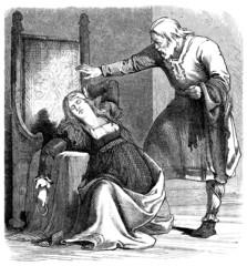 Medieval : Marital Abuse