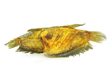 Fried Snake Skin Gourami Fish