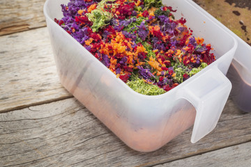 juicer vegetable pulp