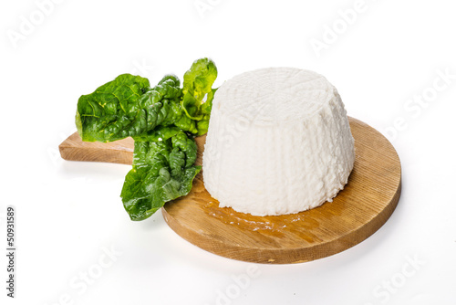 Ricotta e spinaci - Ricotta and spinach