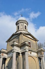 Detail of Mistley Church Tower