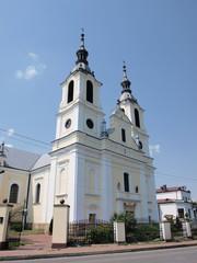 Church of Our Lady of the Sorrows, Bałtów, Poland