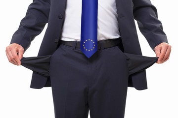 Euro - Finanzkrise EU Europäische Union