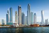 Fototapeta Dubai Marina, UAE