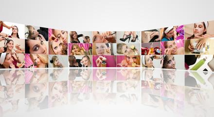 Mur de maquillage 4