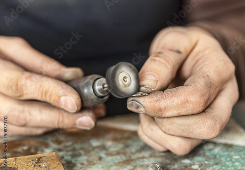 Hands of a Jeweller