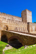 Castelo de San Jorge (Saint George) in Lisboa, Portugal