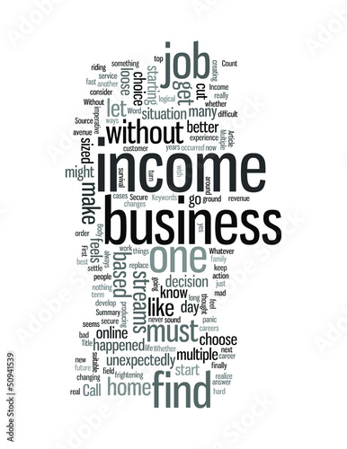 How Secure Is Your Source Of Income