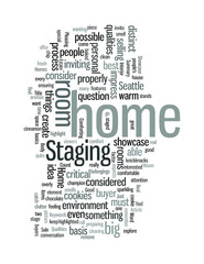 Interior Staging of Your Home