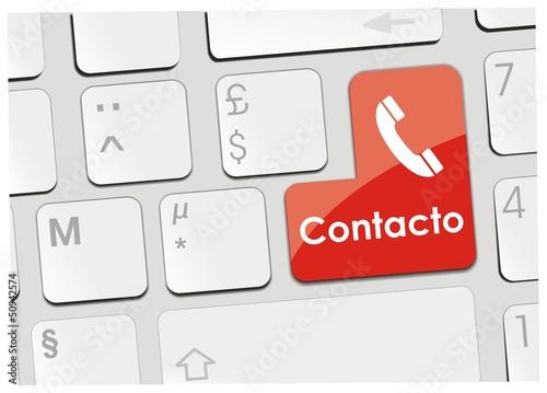 clavier contacto