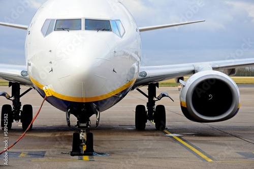 Boeing 737-800 Aircraft parked © Arena Photo UK