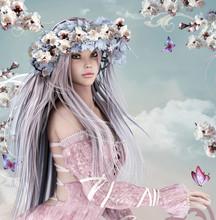 Blossom girl