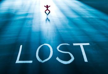 Lost concept