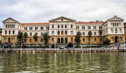 Universidad de Deusto en Bilbao (Vizcaya, España)