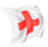 Red Cross, flag