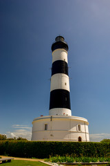 Lighthouse Island Oleron in France