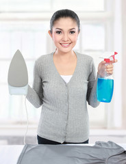 housework at home