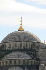 Kuppelmoschee in Istanbul