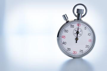 Chronographe isolé du fond