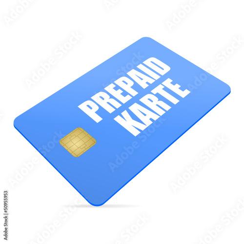 karte v3 prepaidkarte I